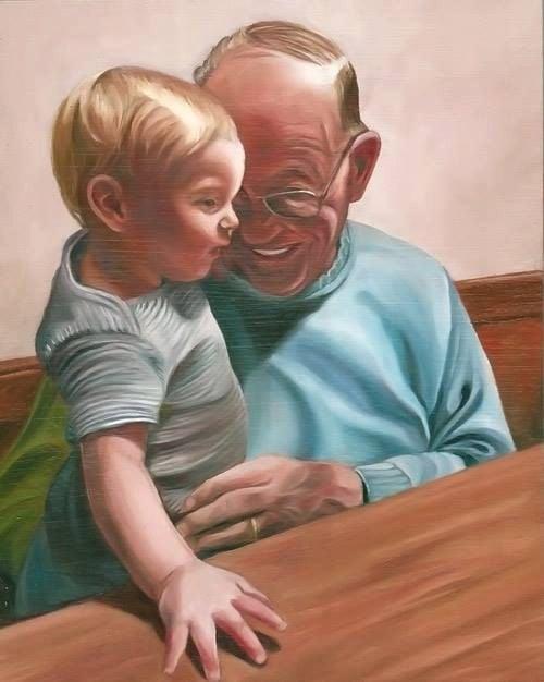 grandparents-oil-paint